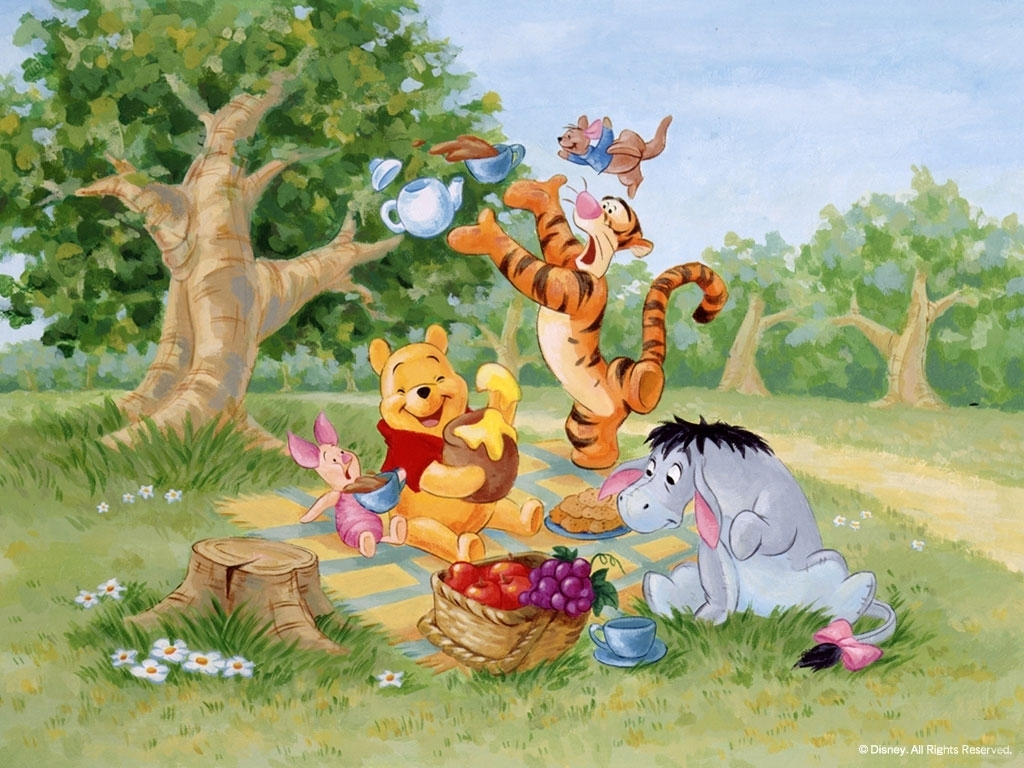 winnie the pooh baby shower simple but truly enjoyable. Black Bedroom Furniture Sets. Home Design Ideas