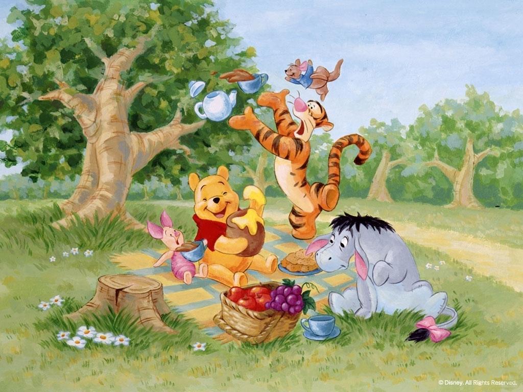 Baby Shower winnie pooh bebe