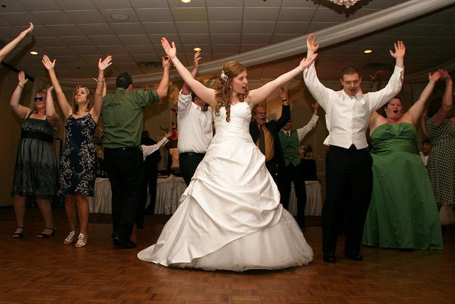 Top 5 Funny Wedding Dance Videos