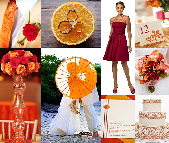 How to Design a Wedding Color Palette You Will Love   Cardinal Bridal
