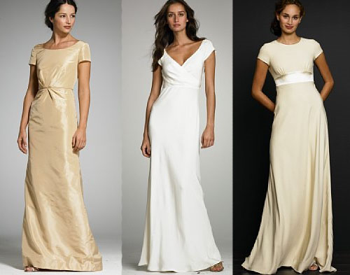 Wedding Dresses Very Causal 6