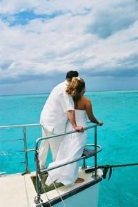 boat wedding 1