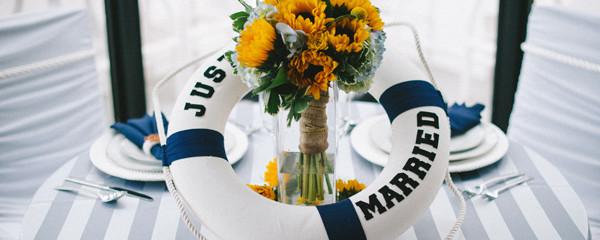 Boat Weddings Basics