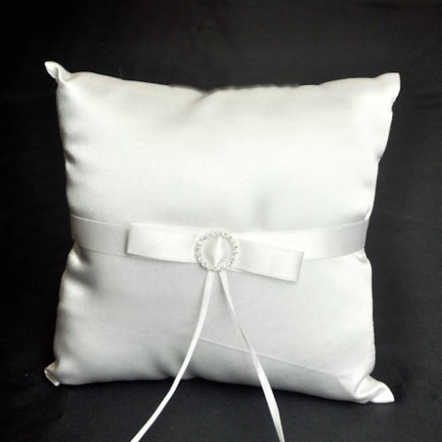 ribbon decoration for ring pillow