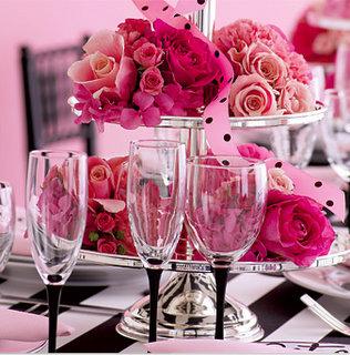 wedding theme - pink
