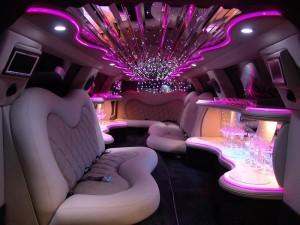 limo wedding 1