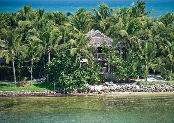 Little Palm Island, Keys