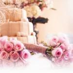 wedding decoration and organization