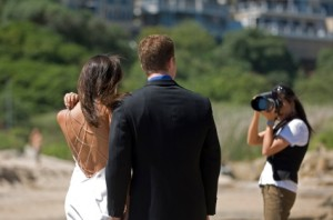 finding the right wedding photographer
