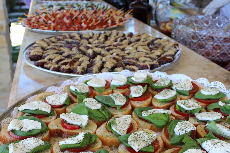 Etizers For A Wedding Gallery Fall Dinner Menu Ideas