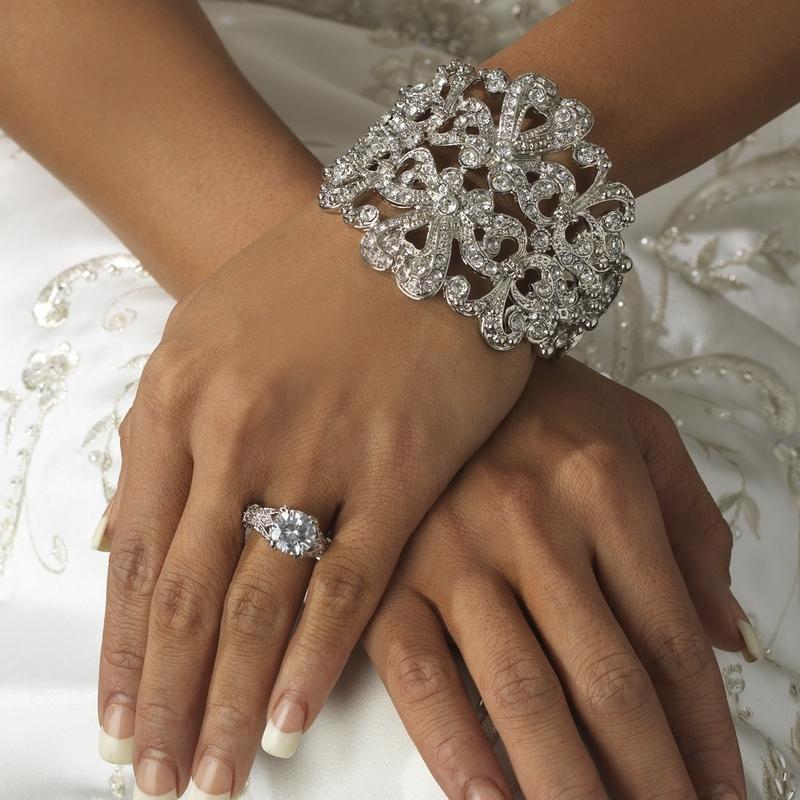 Свадебные браслеты на руку