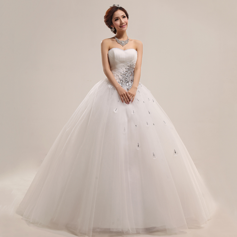How to choose your right wedding dress2