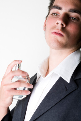 groom's perfume