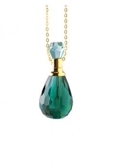 pefume-pendant necklace