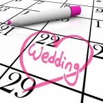 picking the wedding date