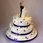 wedding cake trends 2014