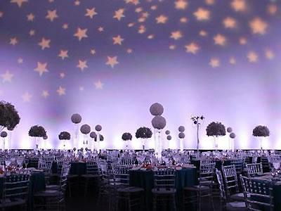 Adler Planetarium - dining under stars