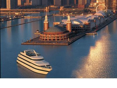 Navy pier Odyssey Cruise