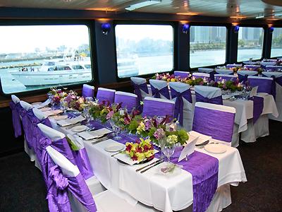 dining Odyssey Cruises