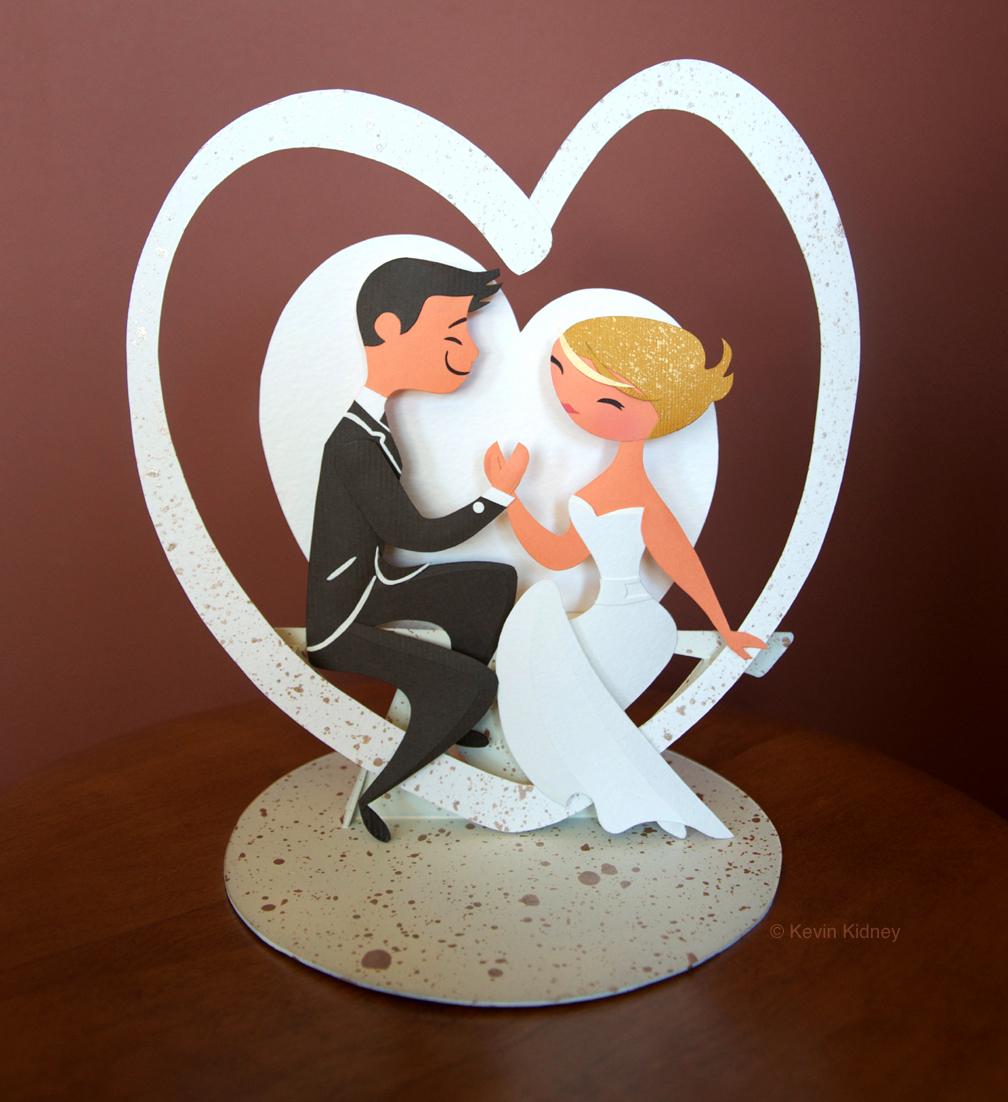 Открытки с днем свадьбы необычные