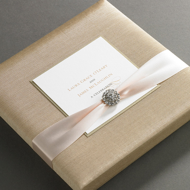 boxed wedding invitations silk wedding invitation boxes an ultimate luxury 2048