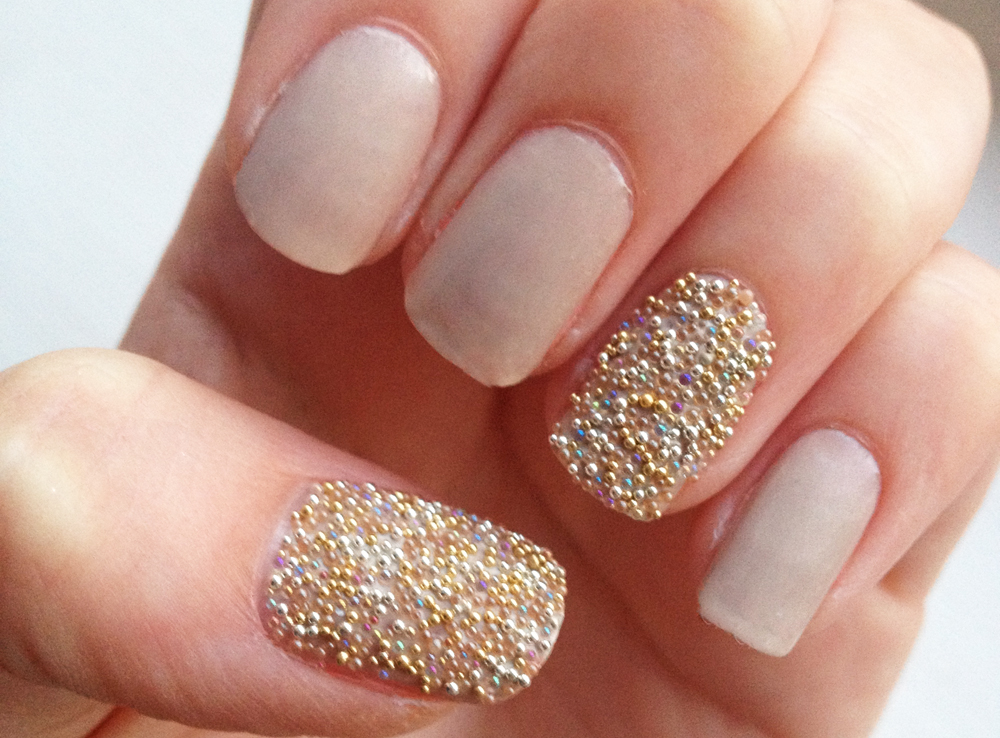 Five Inspiring Bridal Nail Ideas