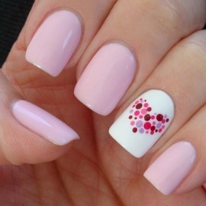 Sweetheart Nail Style