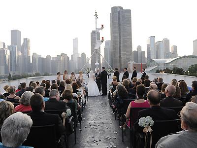 wedding on OdysseyCruises
