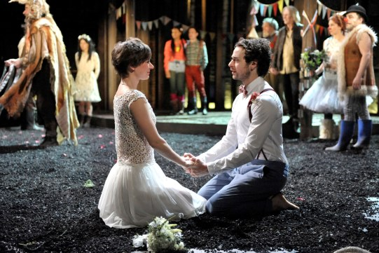 Royal Shakespeare Company production ofAS YOU LIKE ITdirected by Maria Aberg
