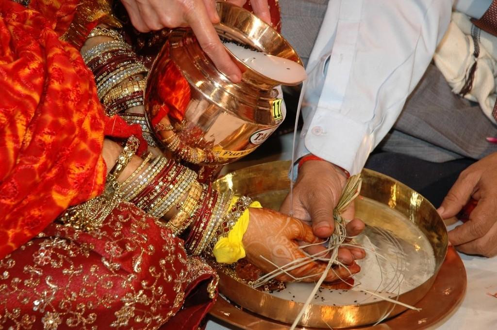 rituals in asian weddings
