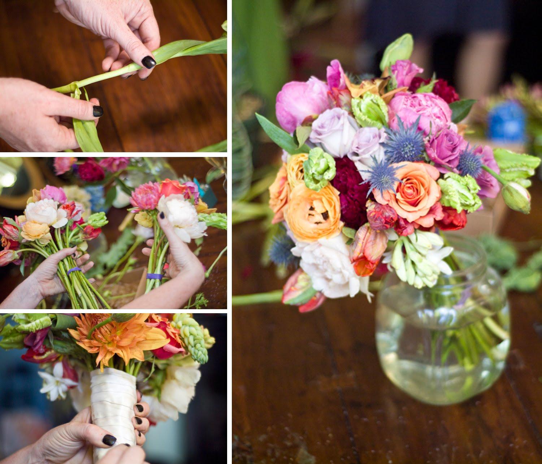 Diy Wedding Flowers Ideas: Awesome DIY Wedding Flower Ideas