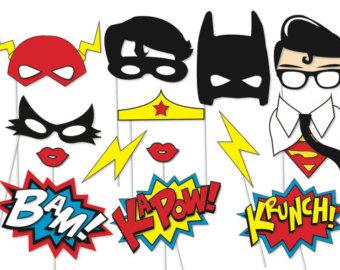 superhero props