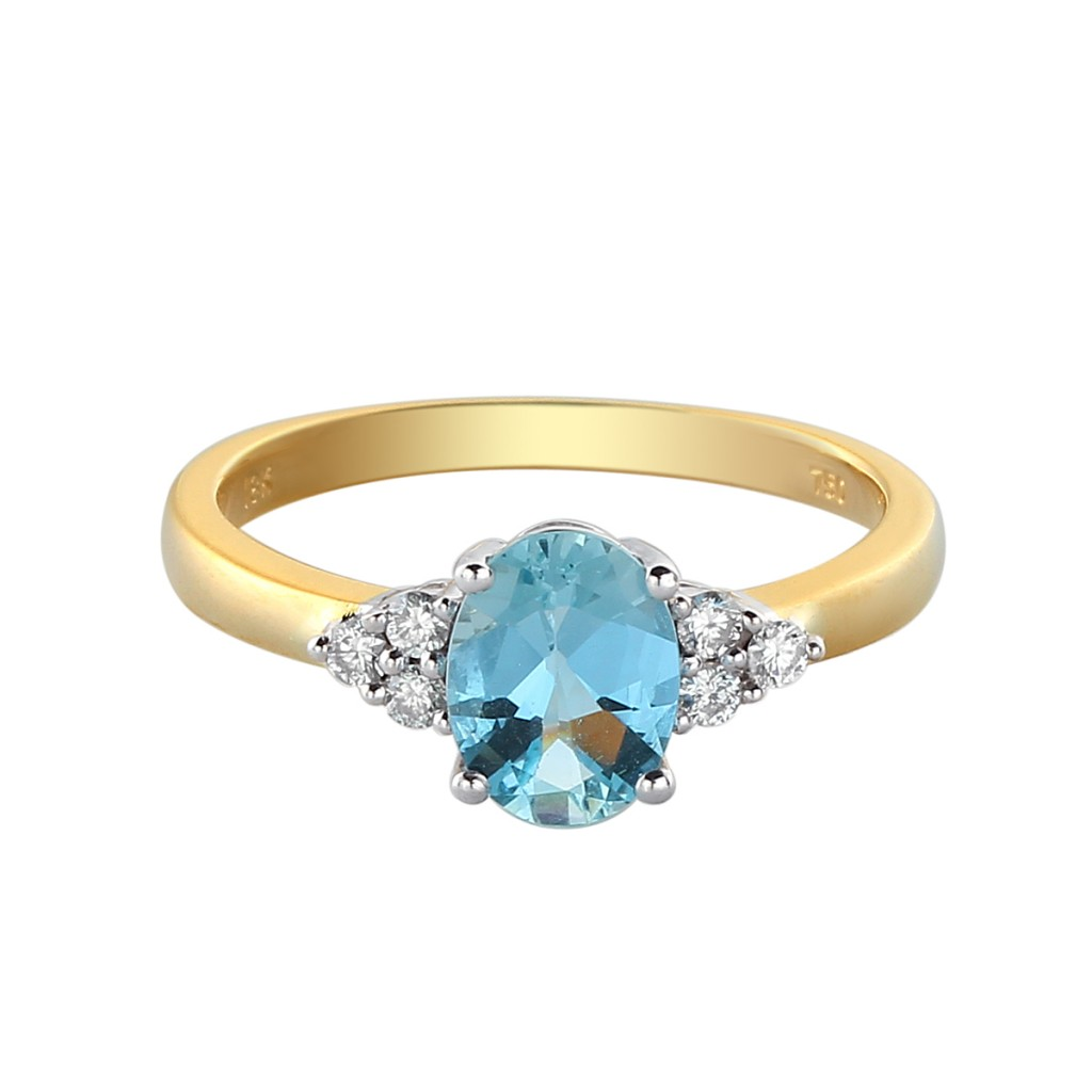 aquamarine engagement ring 4