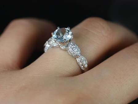 for a bride as much as the wedding itself and the engagement ring is a