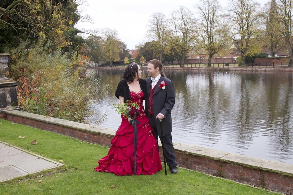 Lichfield wedding