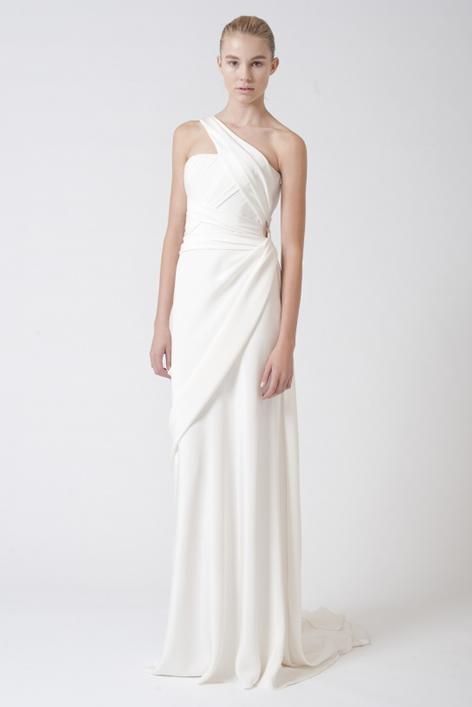 minimalist-bridal gown