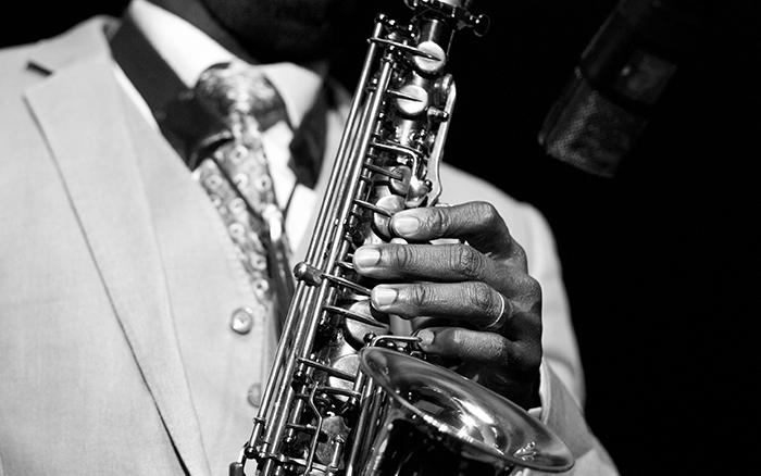 Saxophone for wedding