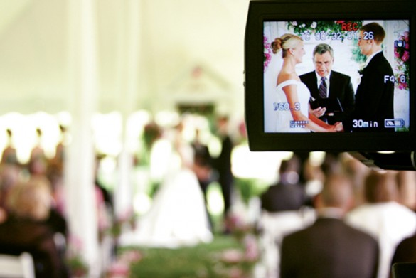 Image result for wedding videographer in action