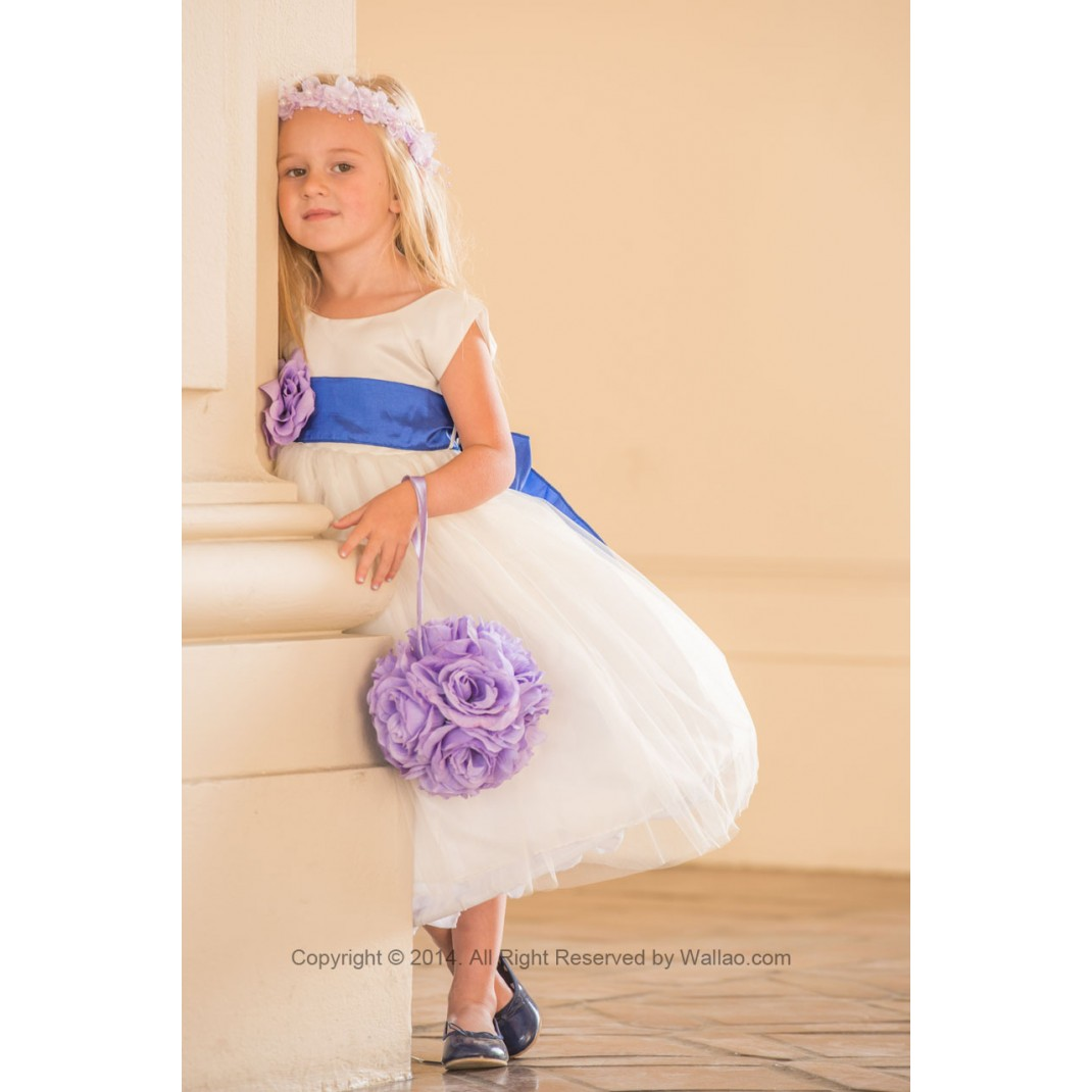 Excellent Styling Ideas For Flower Girls And Ring Bearers Dresses