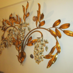 Antique Wall Piece