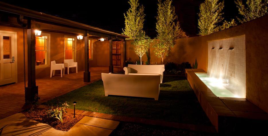 Casa Esencia Outdoor Patio wedding venue
