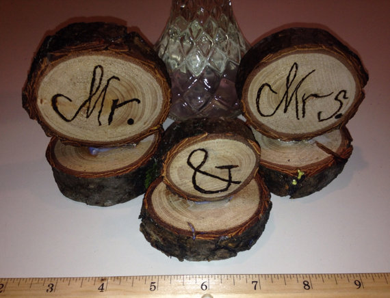Mr.&Mrs. sign