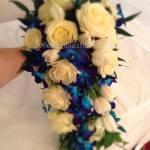 Wedding Flowers with foliage