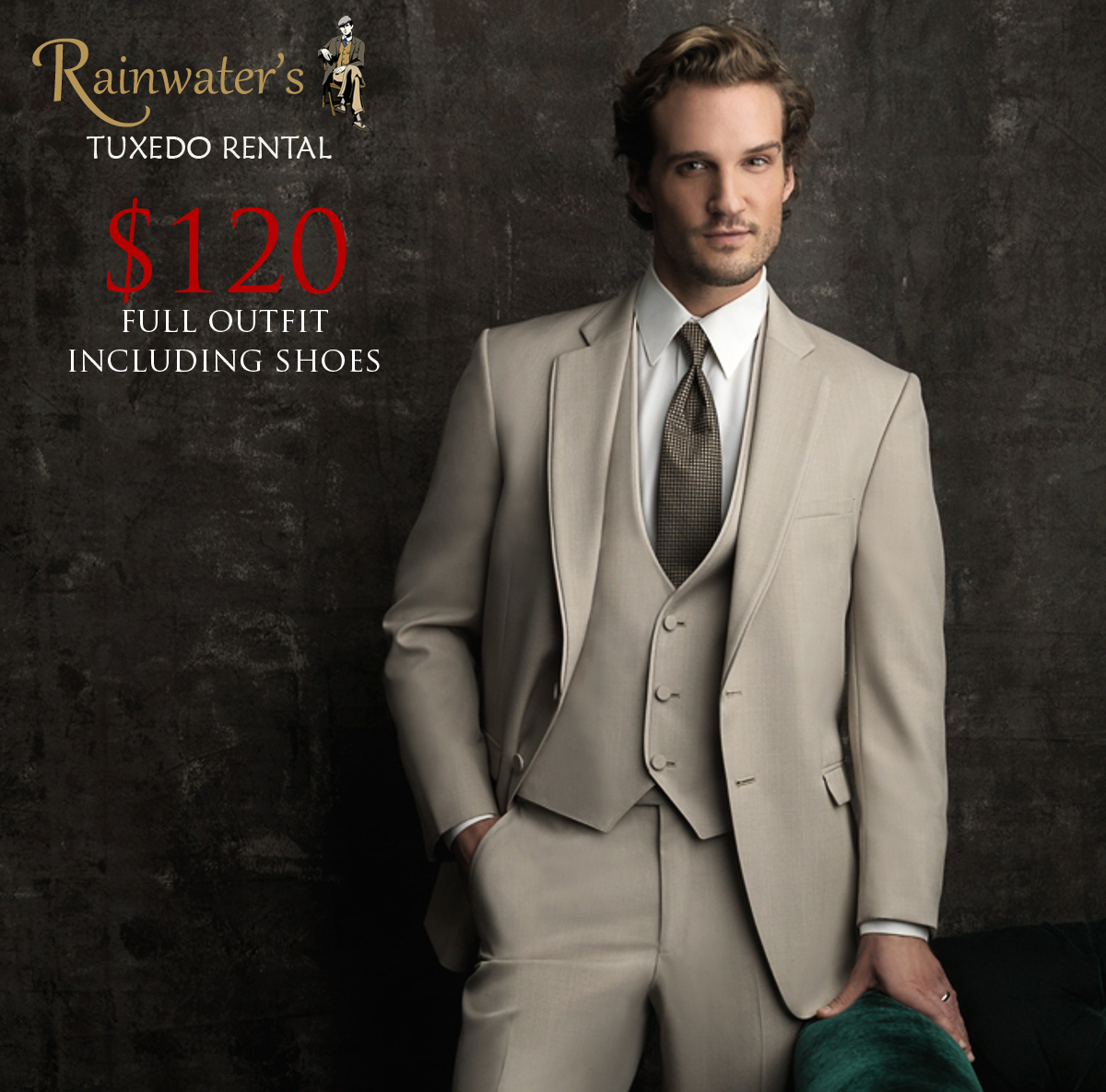 Wedding Tuxedo Rental Be The Most Handsome Groom At The Best Price Cardinal Bridal