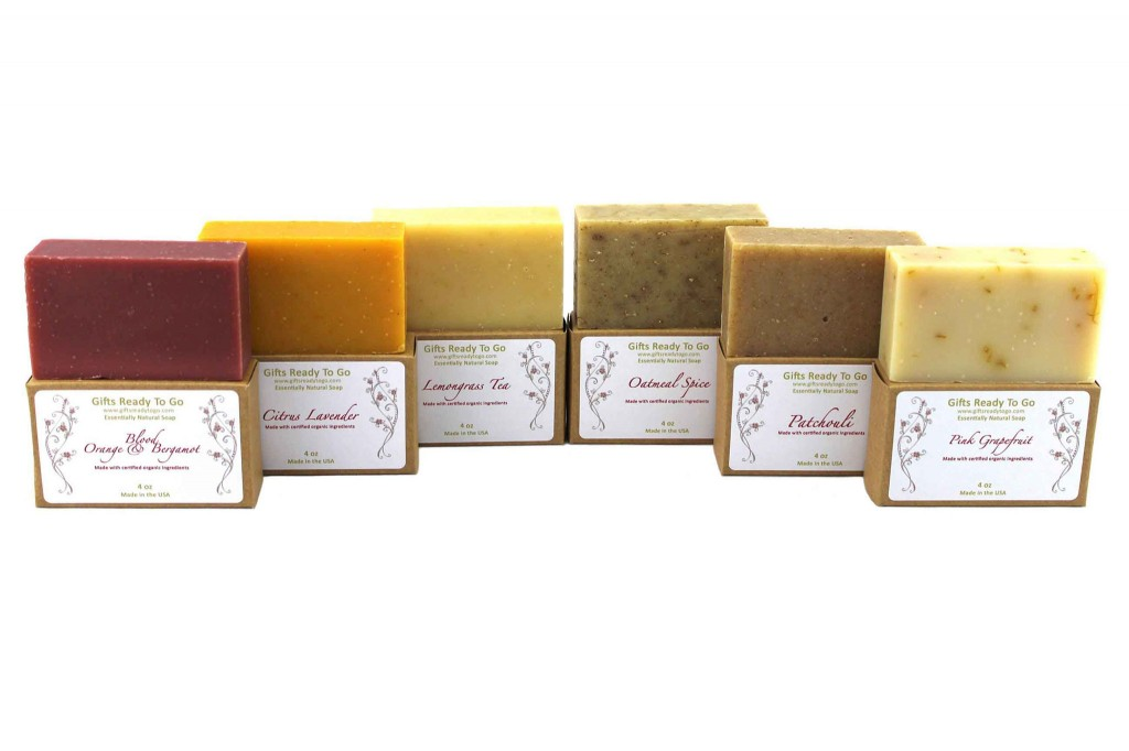 Organic Live Well Soaps
