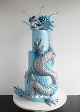 chinese wedding cake