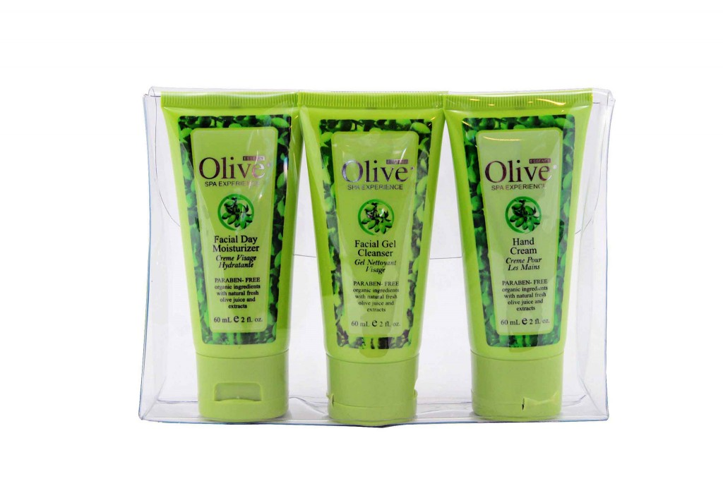 olive oil beauty products