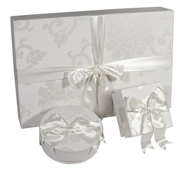 Wedding dress preservation box kit