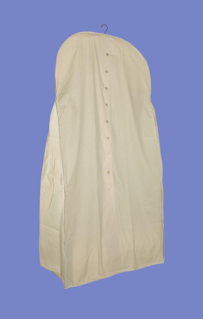 archival muslin garment bag