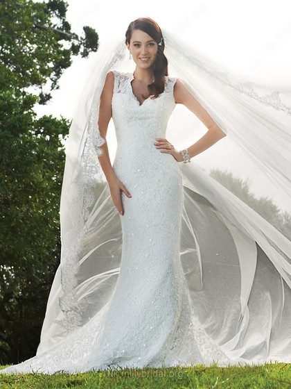 stunning veil and sequins